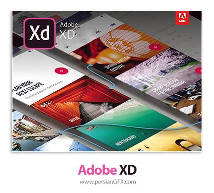 دانلود نرم افزار طراحی و نمونه سازی رابط کاربری و تجربه کاربری - Adobe XD v42.0.22 x64
