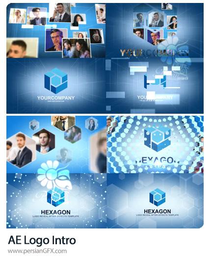 دانلود 2 پروژه افترافکت اینترو لوگوهای شرکتی به همراه آموزش ویدئویی - Logo Intro